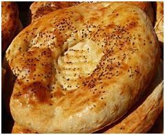 Тесто для узбекских лепешек